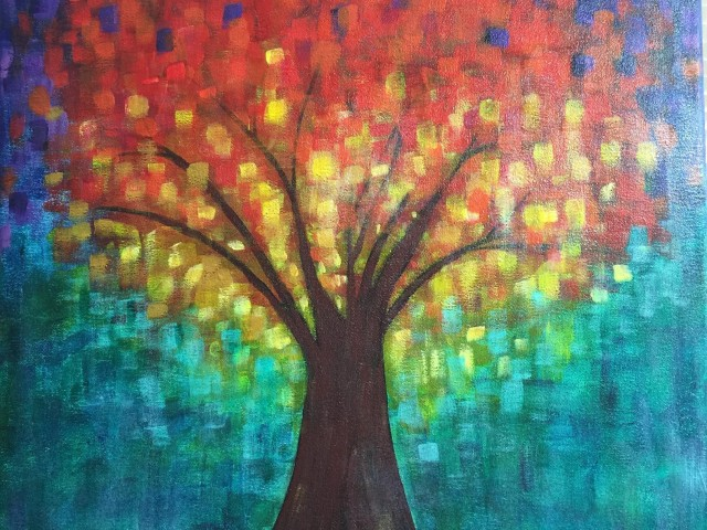 Tree of Visibility By Nadine J. Larder